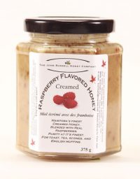 JOHN RUSSELL – Creamed Honey – Raspberry