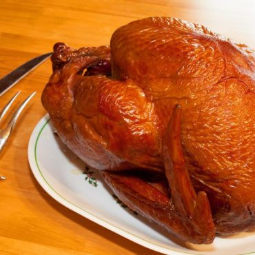 Free Range Smoked Turkey