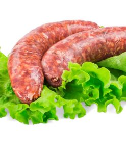 Bison mild Italian sausage